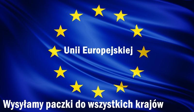 Wysyłamy paczki do wszystkich krajów Unii Europejskiej